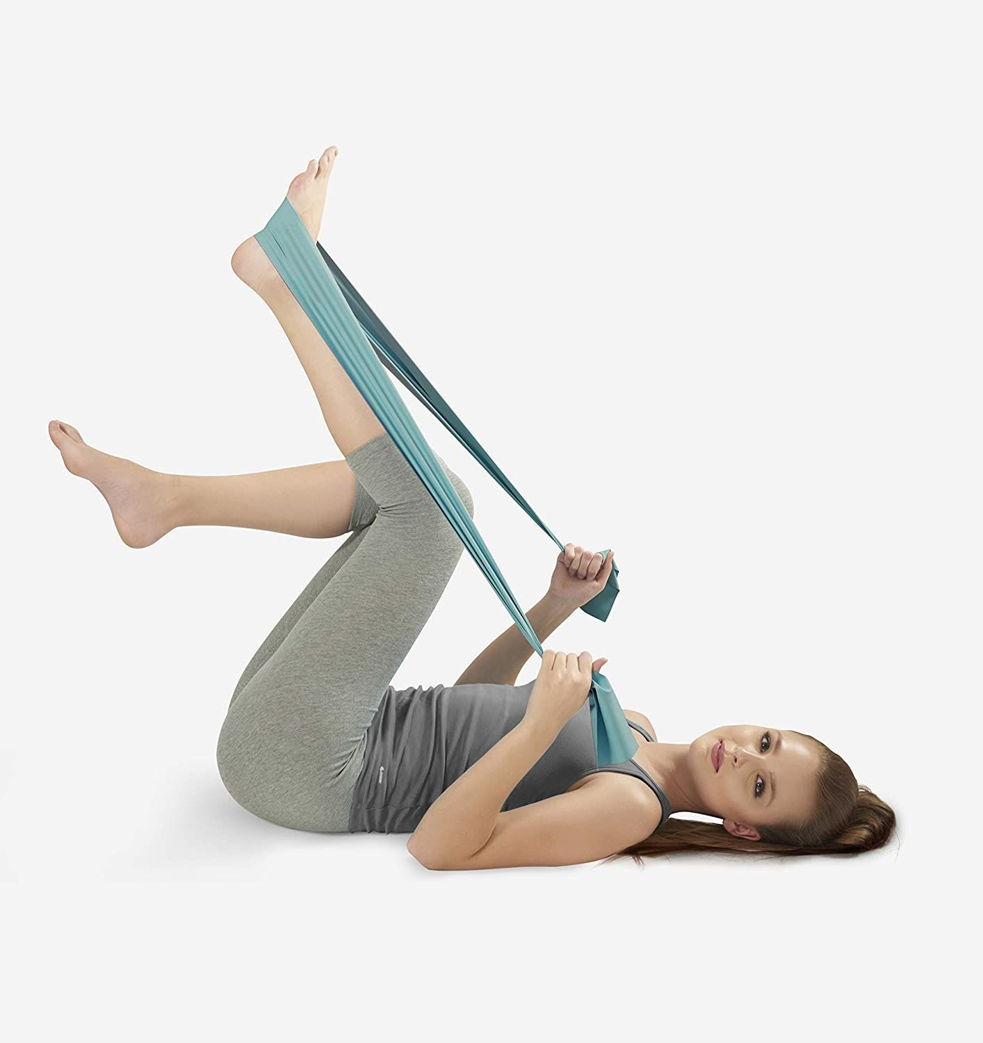 Tynor Exercise Resistance Band For Legs and Arms (Men and Women)