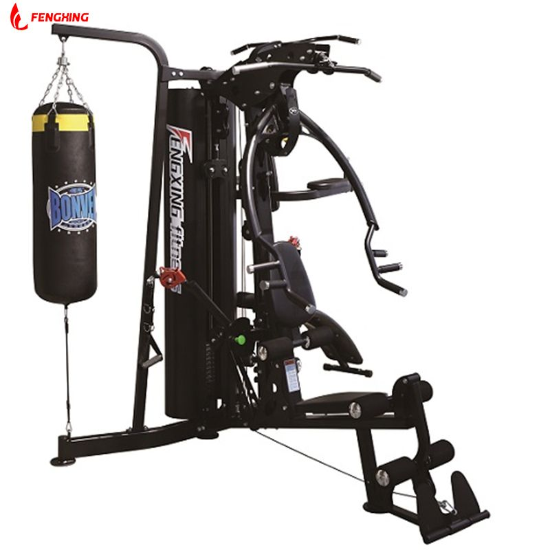 3 Stations Multi Functional Training Machine - DY-8001
