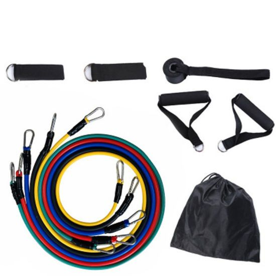 Resistance Bands Pack (with Handles)