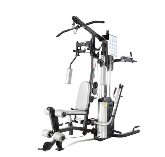 WNQ 2-Station Integrated Training Machine Multi Gym - 518EC