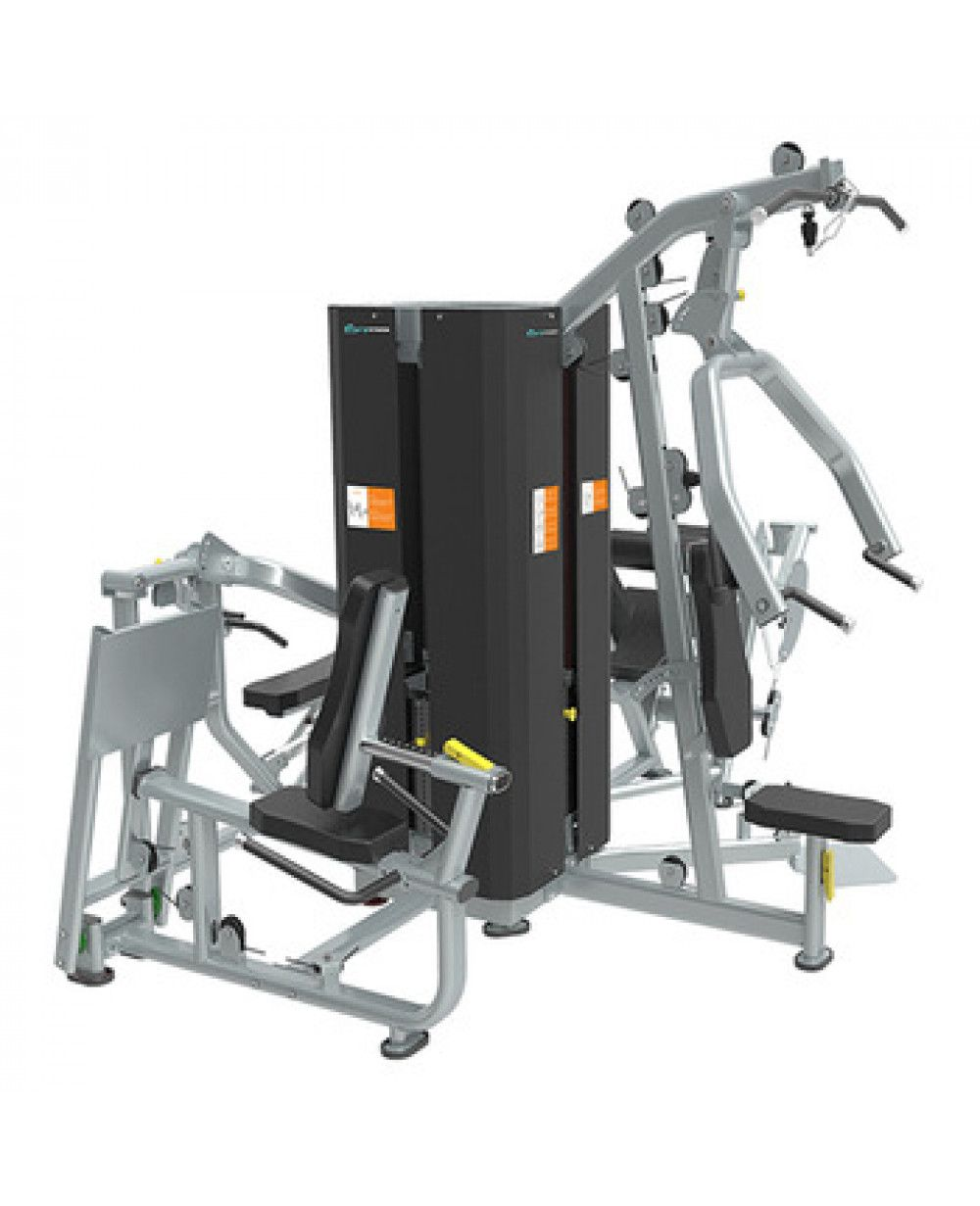 DFT 4 Stack Station Multi Gym Commercial DFT-1307